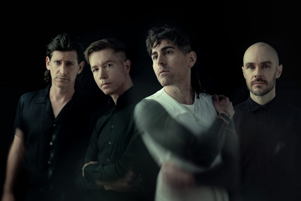 AFI have dropped two new songs, 'Dulcería' and 'Far Too Near'