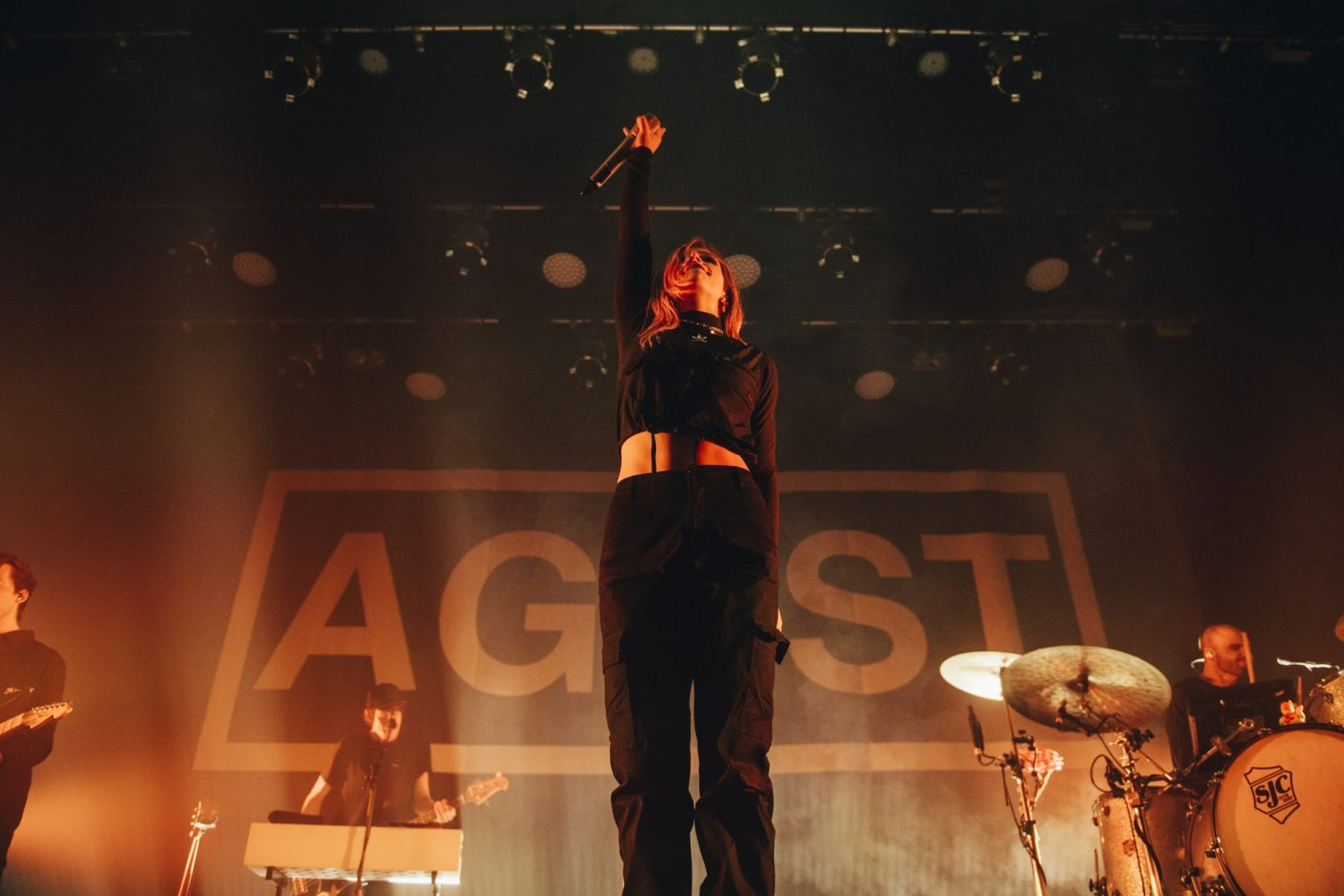 Against the Current and GucciHighWaters were a smash success at London's Islington Assembly Hall
