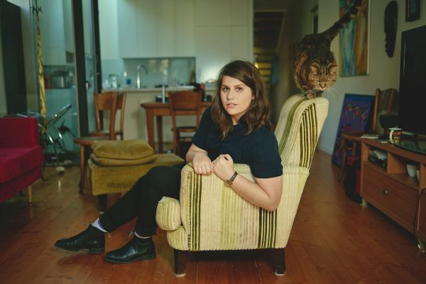 Alex Lahey has debuted her single 'Don't Be So Hard On Yourself', and announced a new album