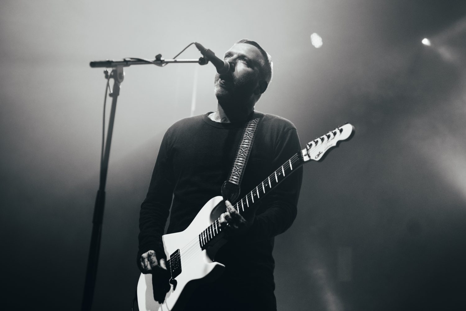Alexisonfire hit London this weekend to headline Alexandra Palace - it looked like this