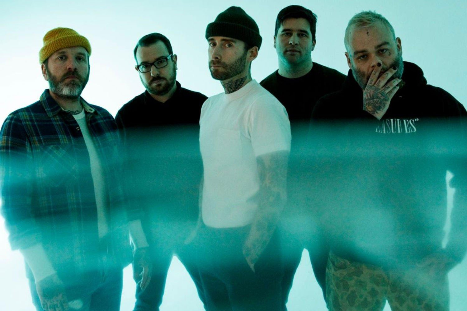 Alexisonfire are going to debut their new video for 'Season of the Flood' tonight, plus they've a special 'watch party'