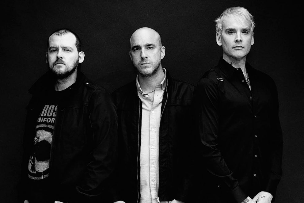 """Alkaline Trio: """"It's like Lord Of The Flies; people start killing and eating each other"""""""