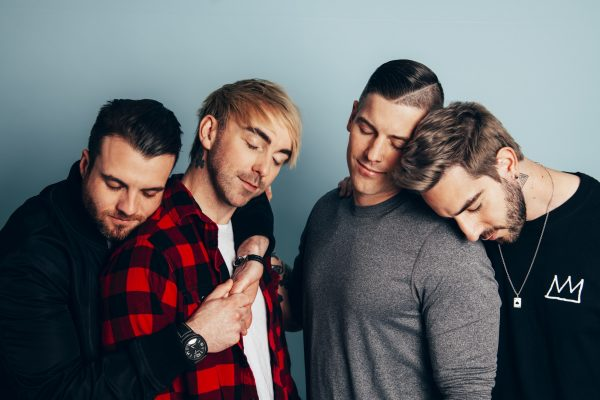 All Time Low have released a new acoustic version of 'Monsters'