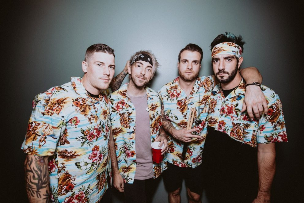 "All Time Low are looking to the future: ""We just want to take a step back and figure out where we go from here"""