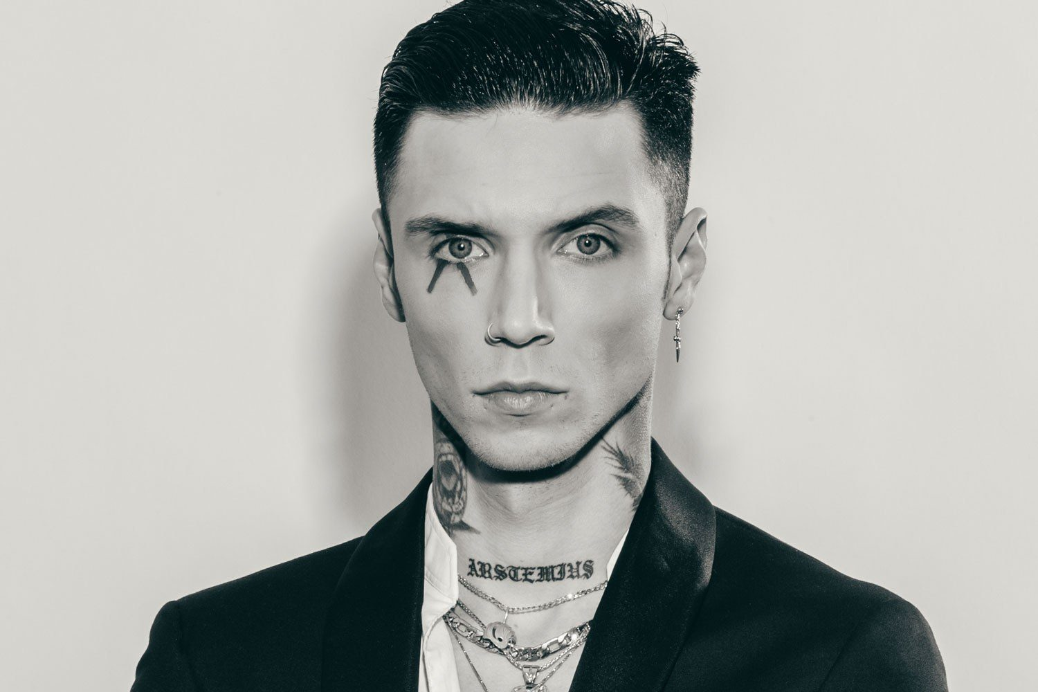 Andy Black has announced his new album, 'The Ghost Of Ohio'