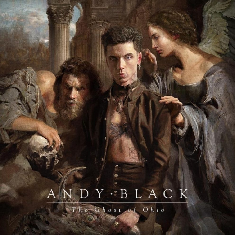 'The Ghost of Ohio' sees Andy Black at the peak of his creative powers