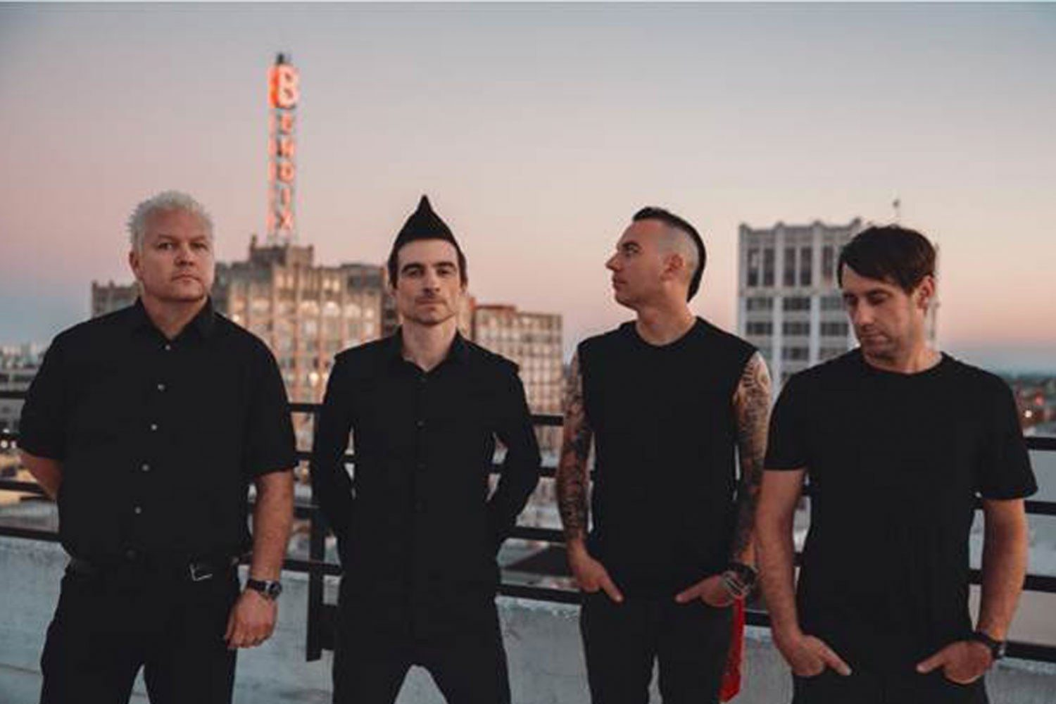 Anti-Flag have unveiled a European tour ahead of a new album due in 2020