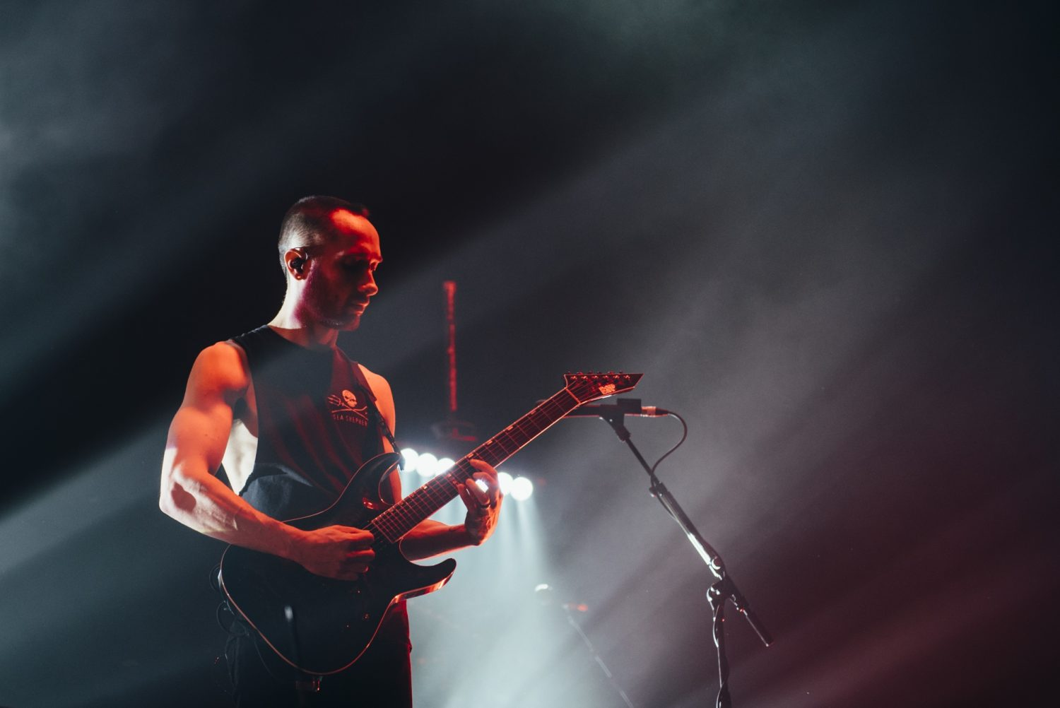 Architects' massive show at Wembley Arena sees them reach new heights