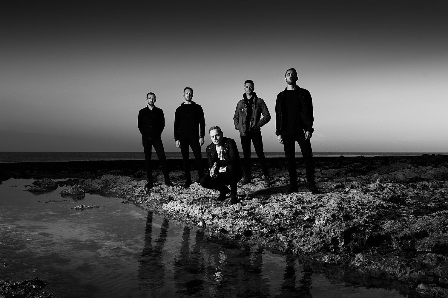 Architects have announced their new album 'Holy Hell', and a UK tour