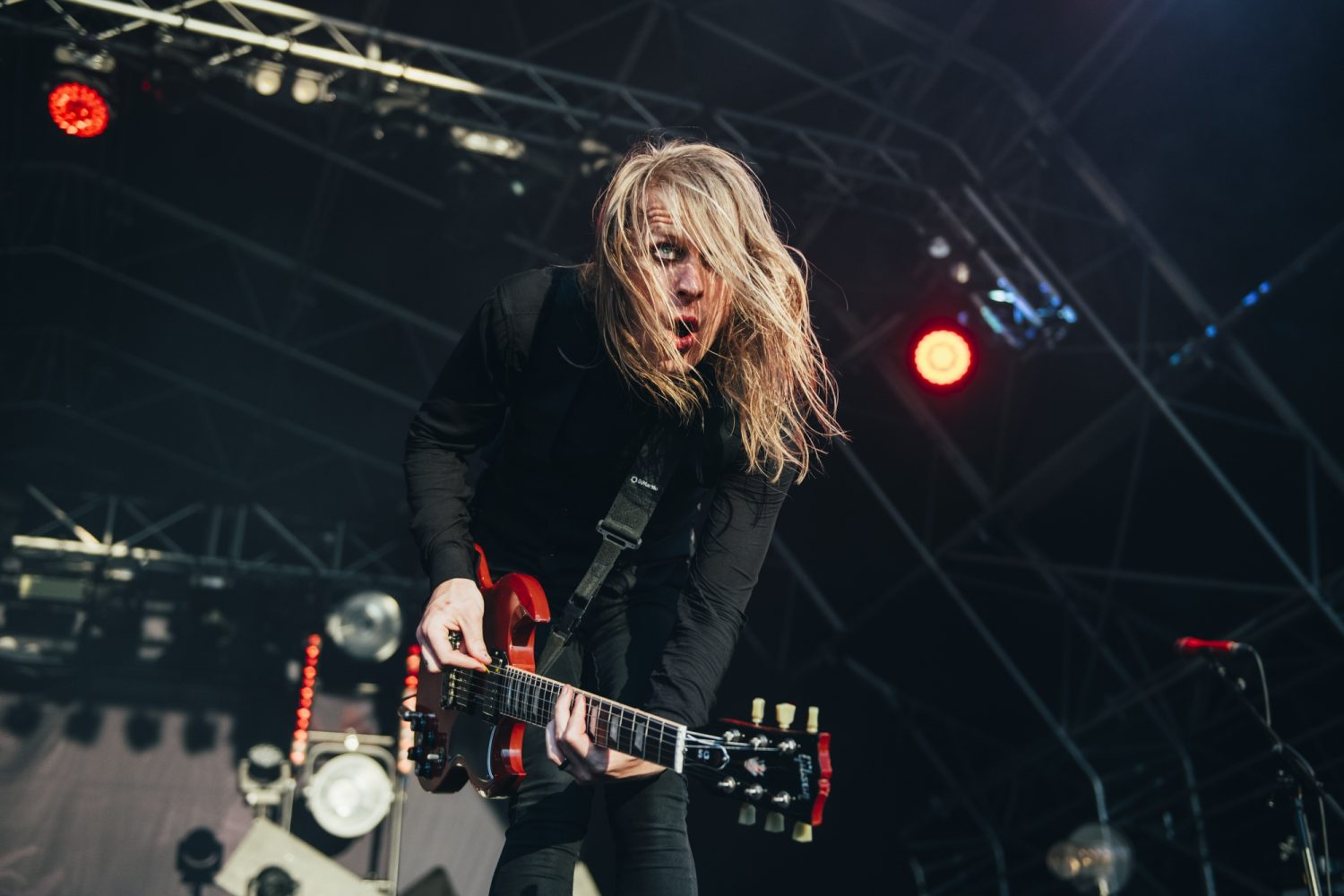 Here's more than 70 photos of As It Is smashing it at 2000trees, just because