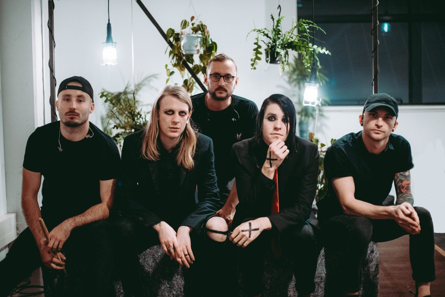 As It Is have released the second in their EP series reimagining their 2018 album 'The Great Depression'