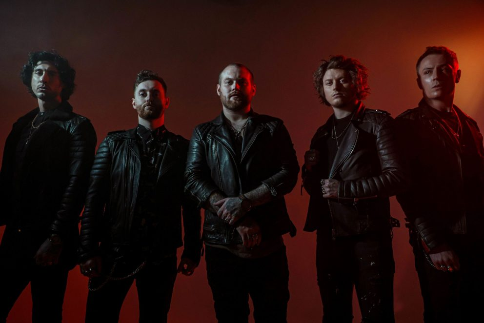 Asking Alexandria have shared their new track, 'They Don't Want What We Want (And They Don't Care)'