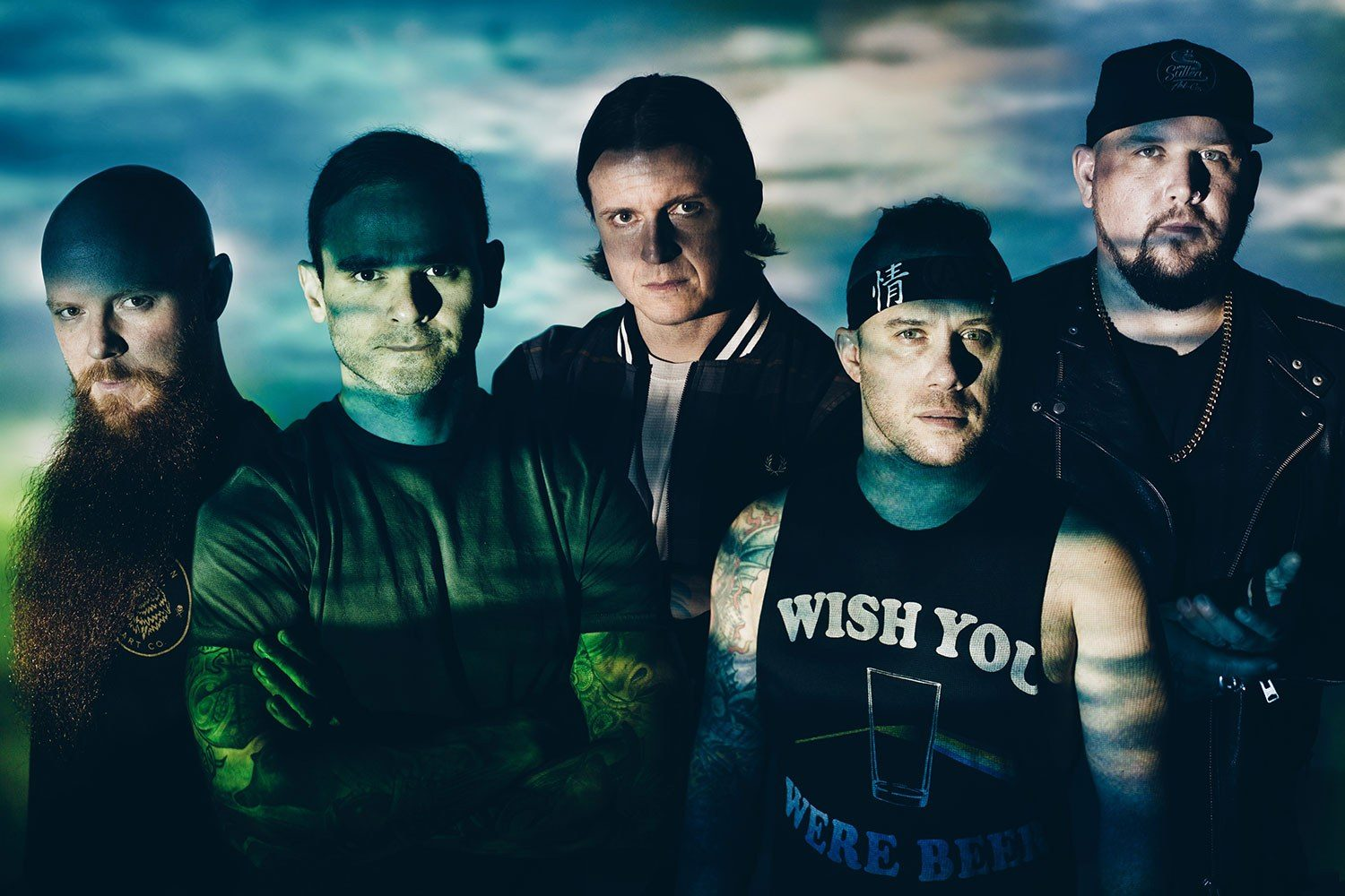 Coffee, nuts and Draco Malfoy: here's everything you need to know about Atreyu's new album 'In Our Wake'