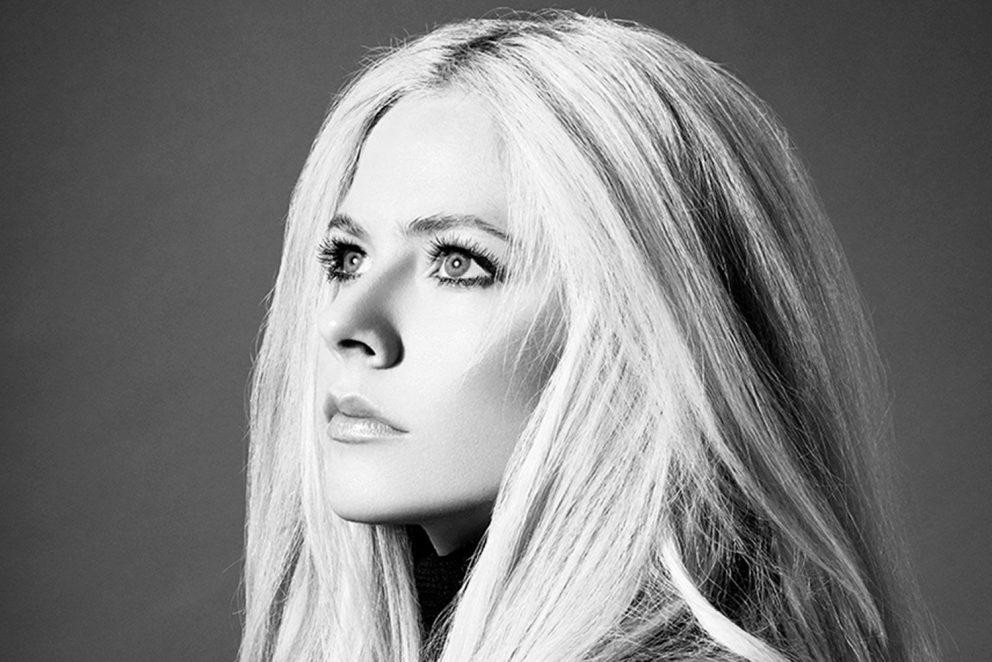 Avril Lavigne has announced her new album, 'Head Above Water'