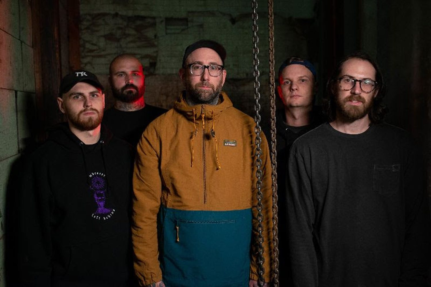 "The Acacia Strain have dropped a new 7"" featuring two new songs: 'Chhinnamasta' and 'Inverted Person'"
