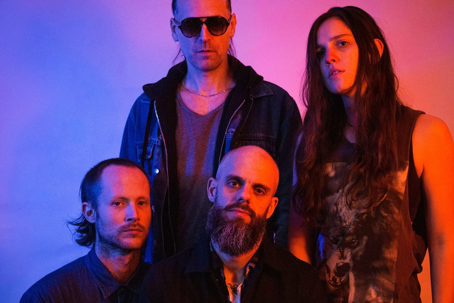 "Baroness are back with their ""most adventurous album to date"" - 'Gold & Grey' is due in June"