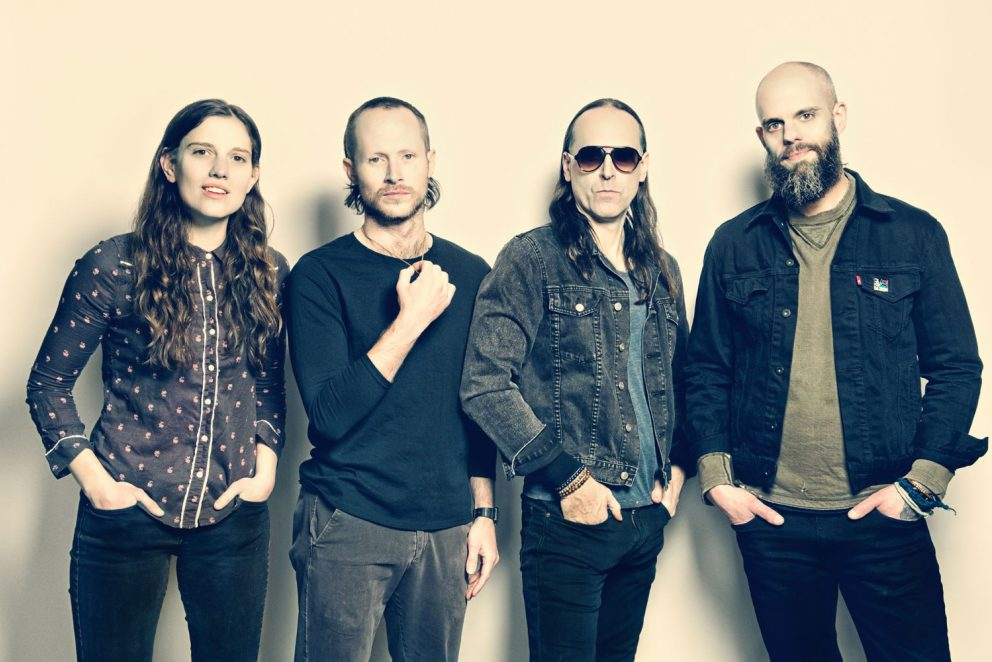 Going for gold: Baroness are raising the stakes