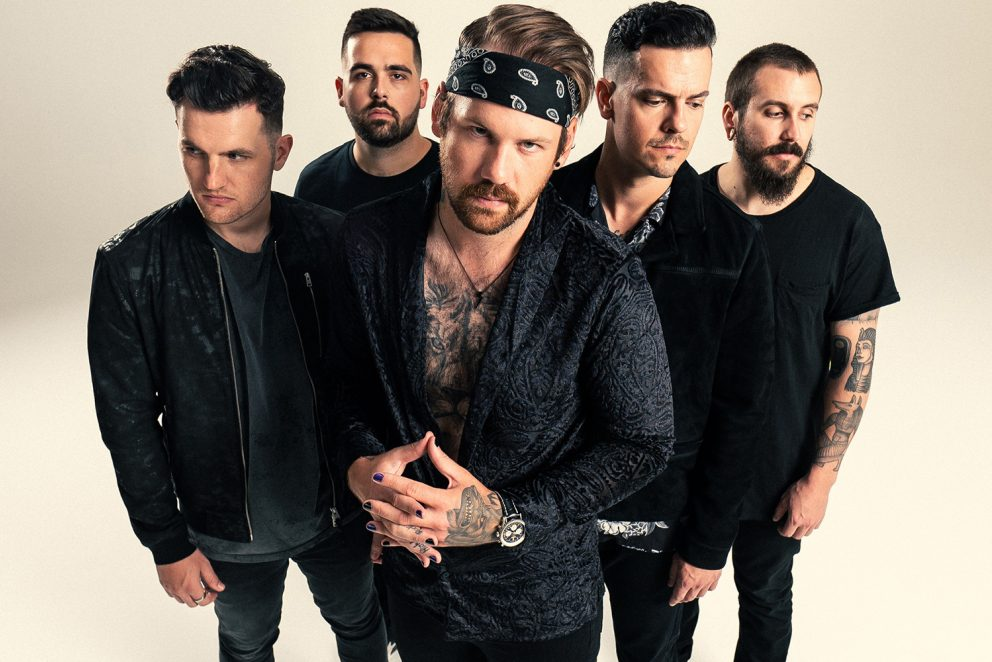 """Beartooth: """"There's really no hope or positivity on this record; it's very dark and morbid"""""""