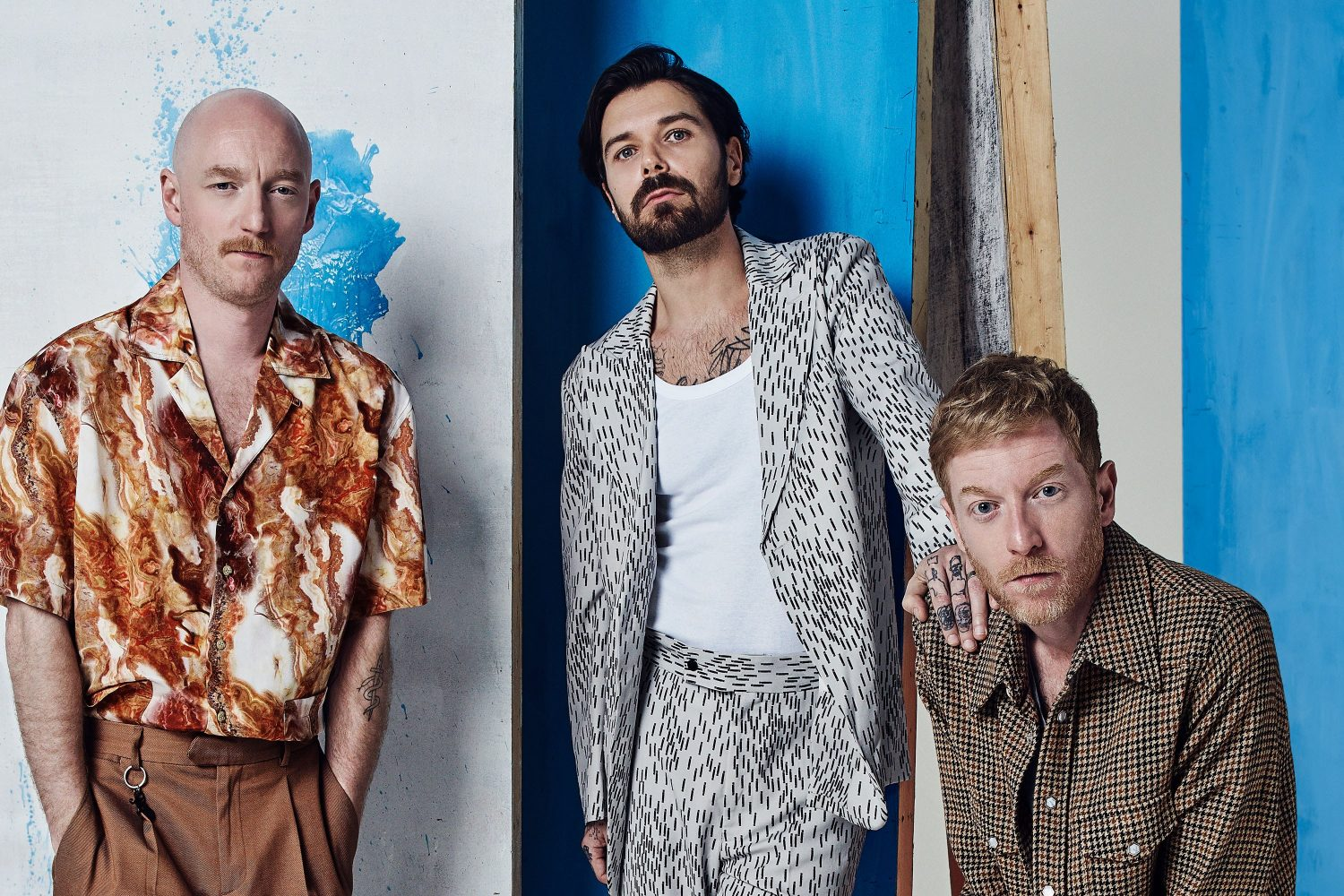 Biffy Clyro have returned with their new single, 'Instant History'