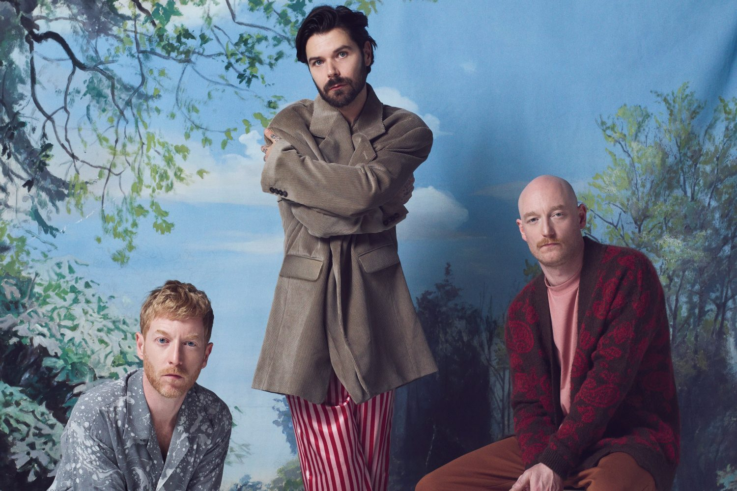 Biffy Clyro have released their new single, 'Tiny Indoor Fireworks'