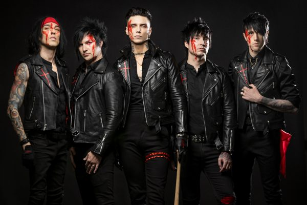 Black Veil Brides have announced a brand new album, 'The Phantom Tomorrow'