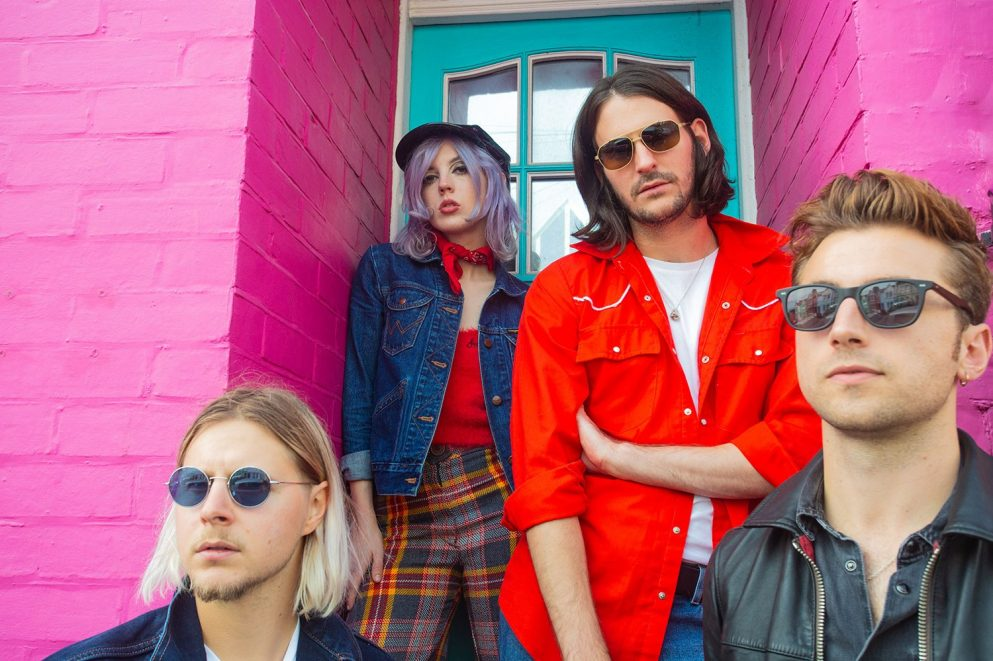 Check out Black Honey's Teenage Kicks playlist, feat. Nirvana, Marilyn Manson, Blur and more