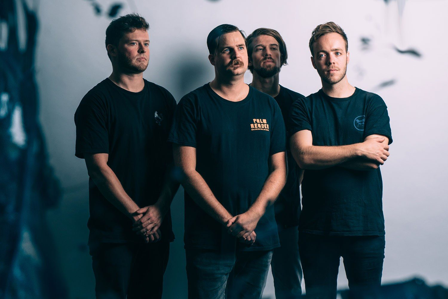 Black Peaks: Divide and conquer