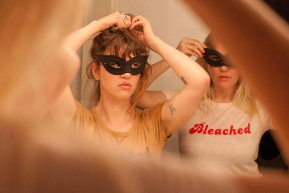 Bleached have shared their new single, 'Rebound City'