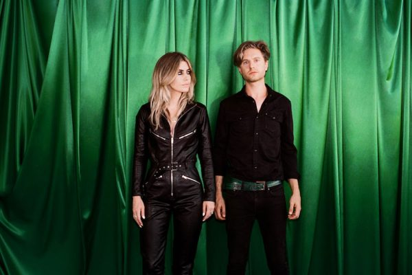 Blood Red Shoes have dropped another track from their forthcoming album 'Get Tragic'