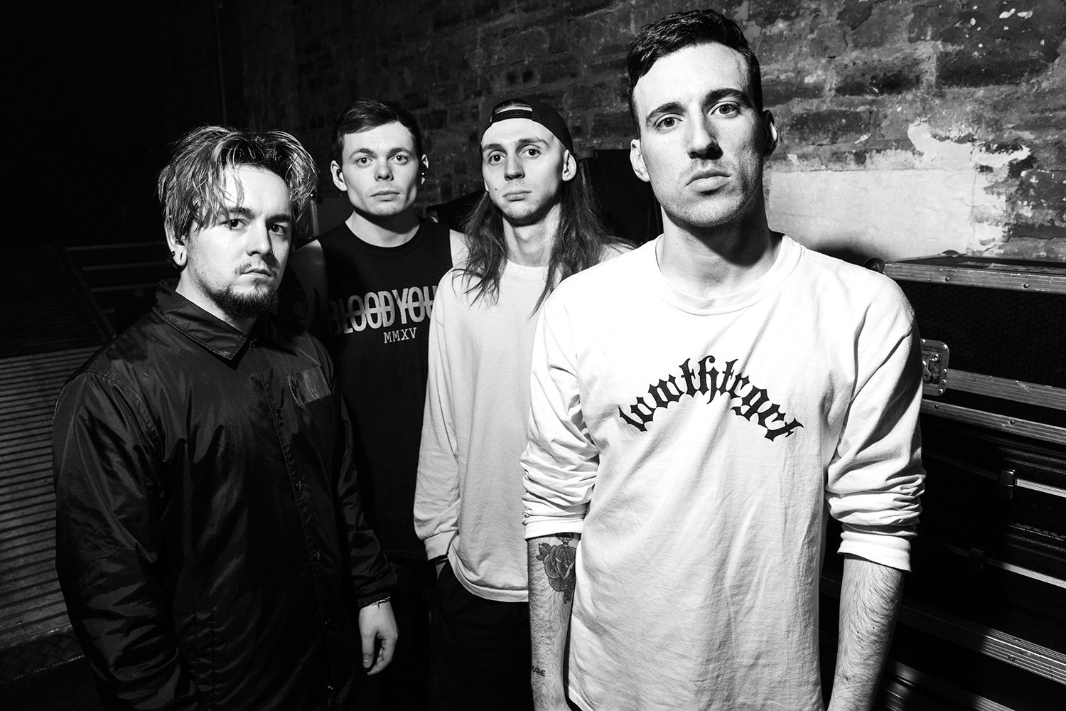 Blood Youth have shared their first new single since the release of 'Starve'