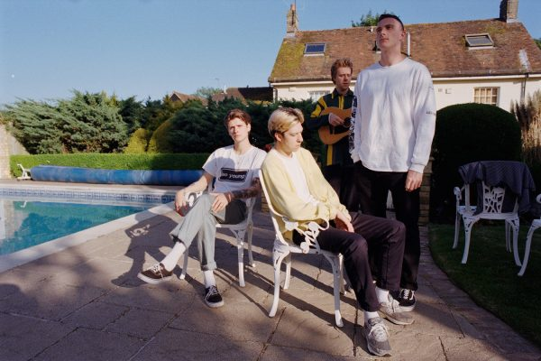 Bloody Knees try their hands at being a wedding band in their new video for 'Something Nice'
