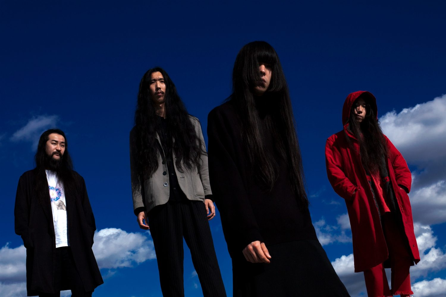 Here's the final instalment of Bo Ningen's rarities series 'A Found History', check out 'MG Series: BO NINGEN remixed by BO NINGEN'