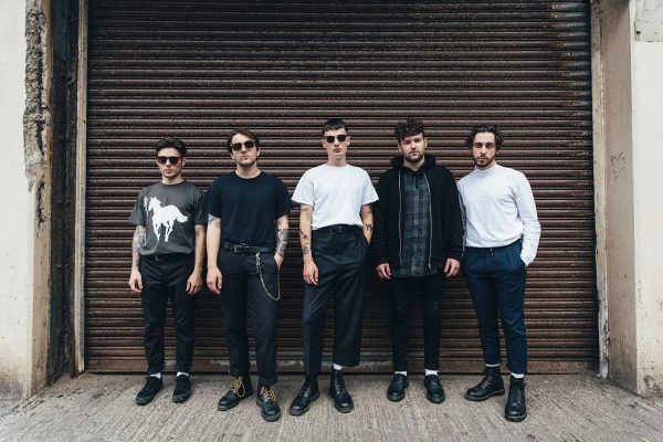 Boston Manor have dropped a stripped back version of 'England's Dreaming'