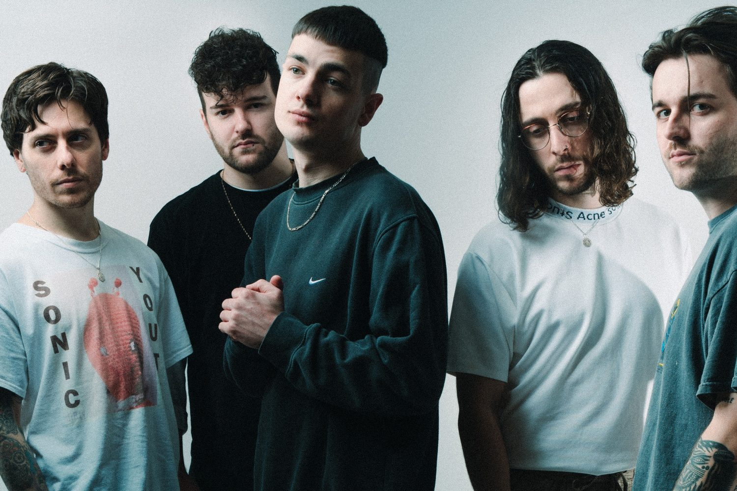 Boston Manor are hosting a virtual art show, including a short documentary about their latest album