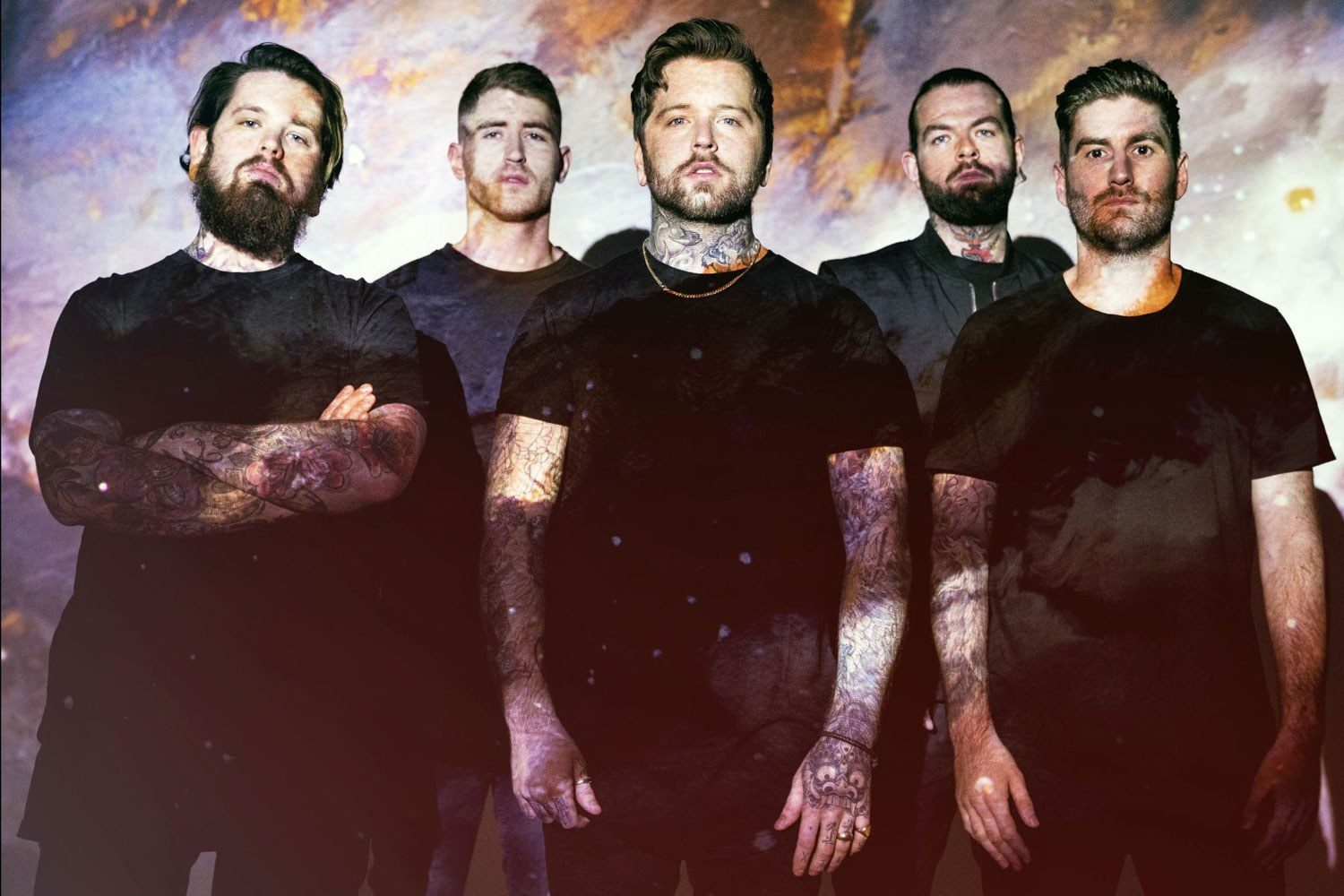 Bury Tomorrow and August Burns Red have announced a huge headline tour for next year