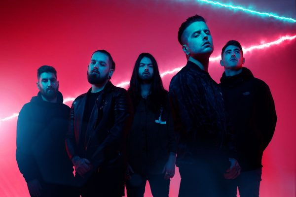 Bury Tomorrow have dropped a deluxe version of their album 'Black Flame'