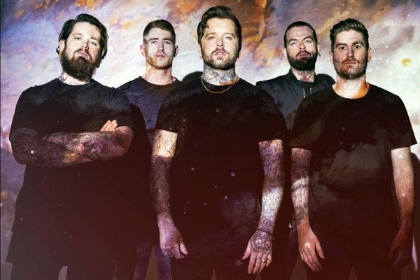 "Bury Tomorrow: ""We're very scared of being vulnerable, but there's a lot of strength in that"""