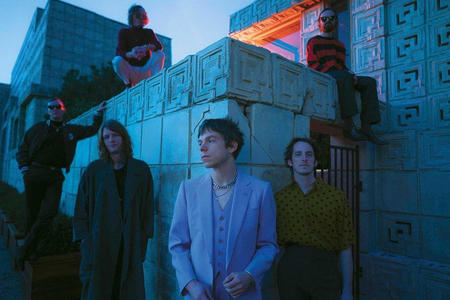 Cage the Elephant have cancelled their June UK and European shows due to injury