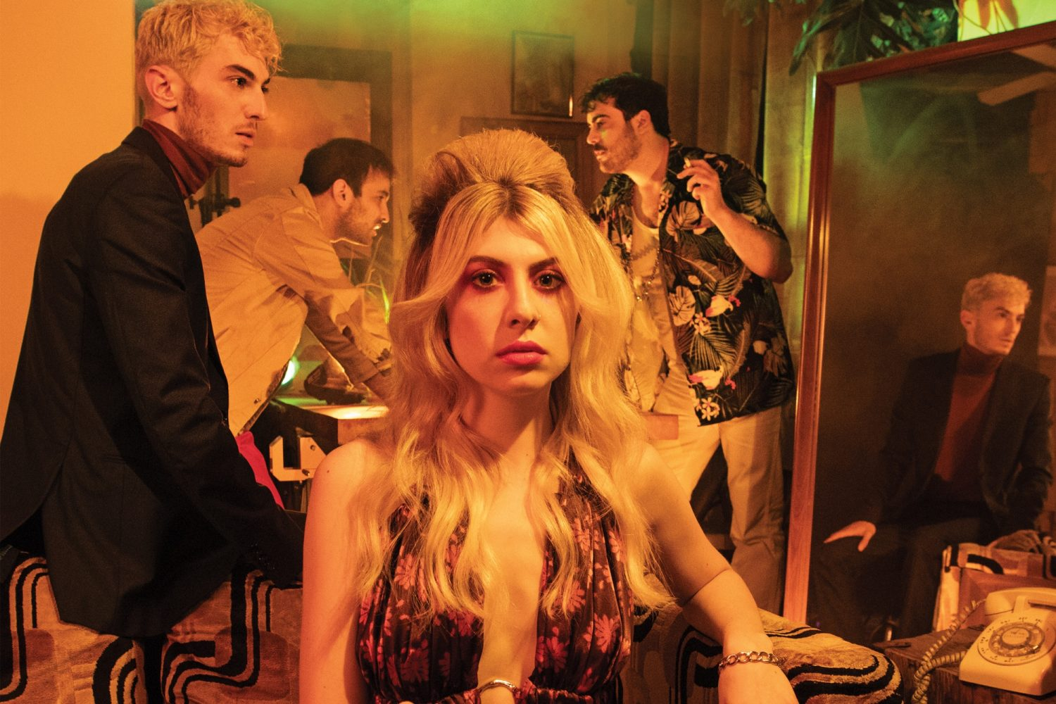 Charly Bliss have released a new five-track EP, 'Supermoon'