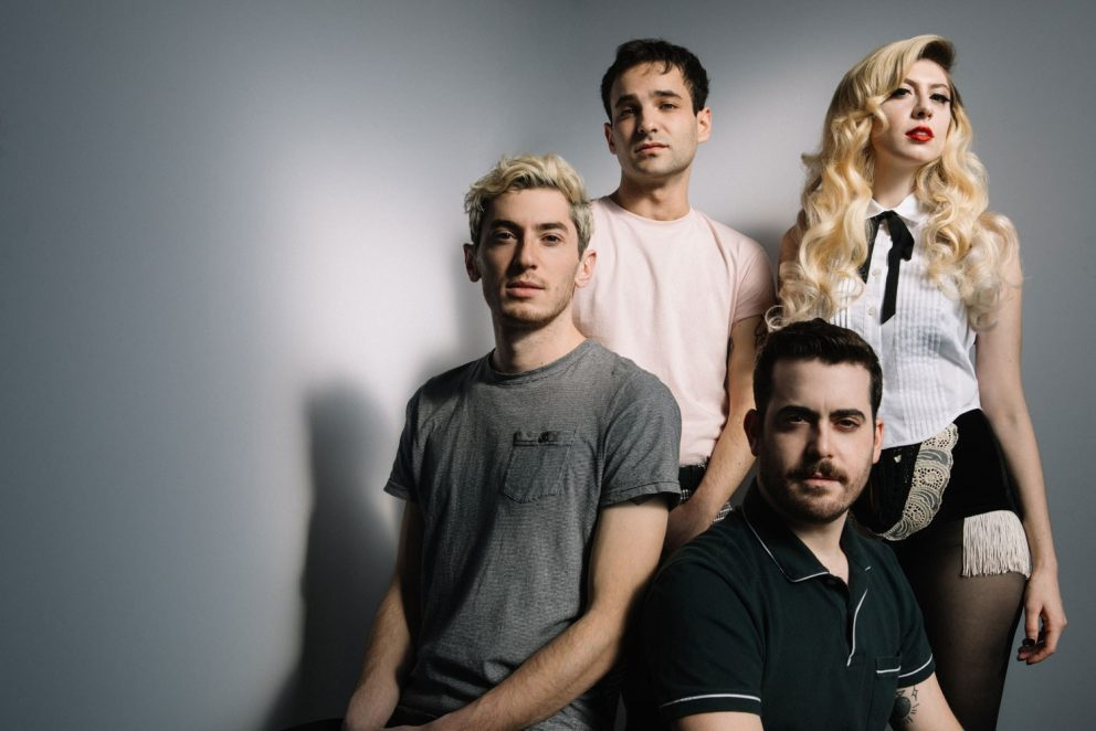 Back with their second album, Charly Bliss are stepping things up a gear