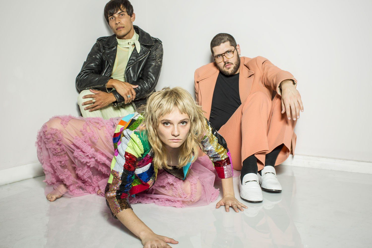 Cherry Glazerr have released a new video for 'Wasted Nun'