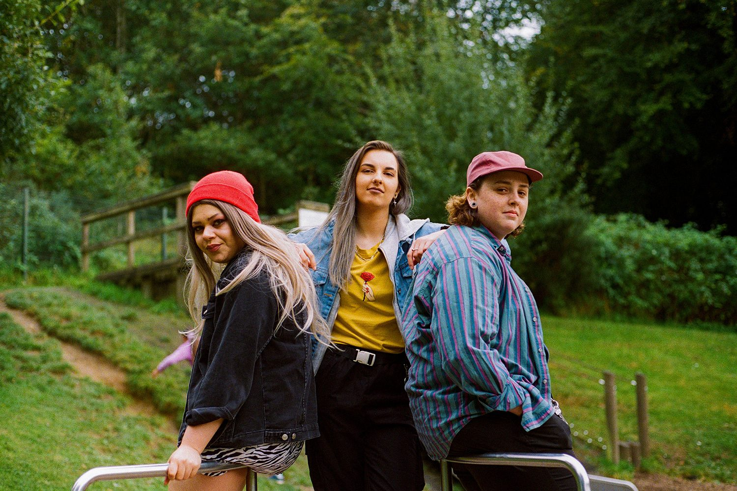 Cherym have announced an upcoming EP with new single, 'We're Just Friends'