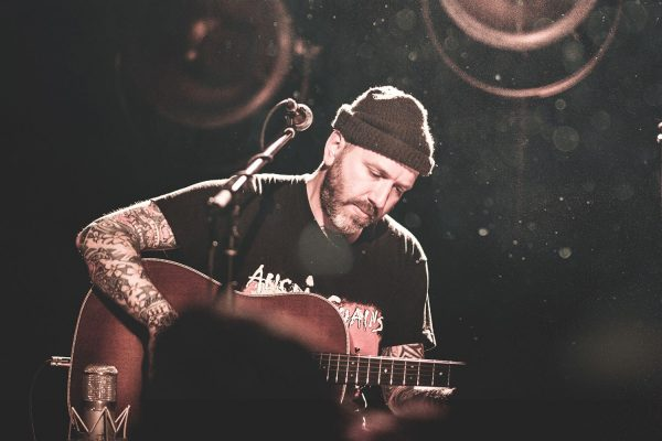 City and Colour have announced a new live album