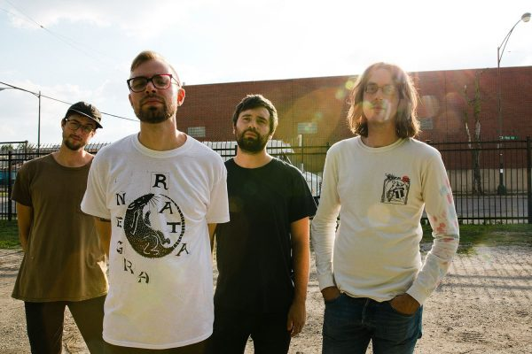 "Cloud Nothings: ""It's an insane way of working"""