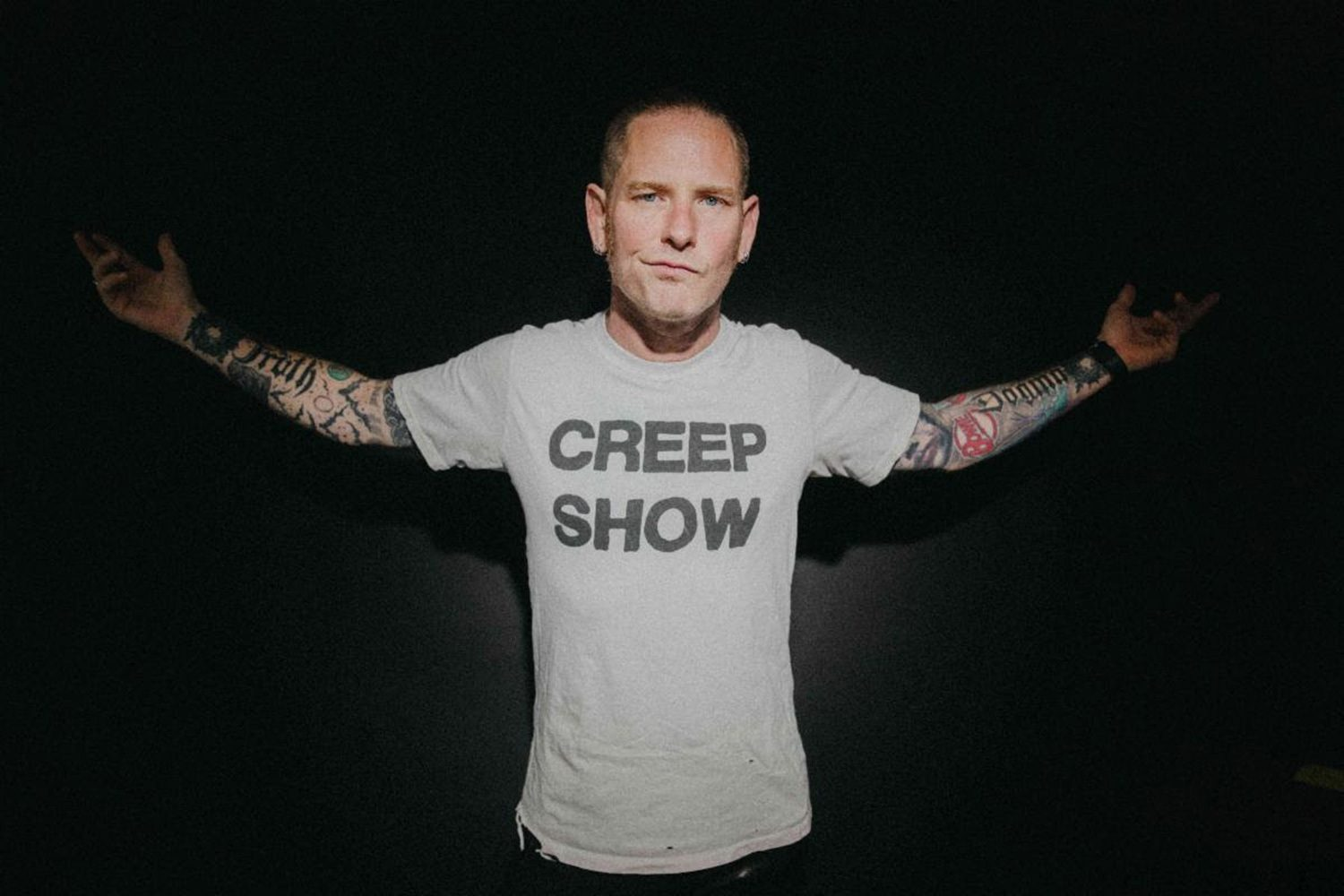 Slipknot's Corey Taylor has announced his debut solo album, 'CMFT'