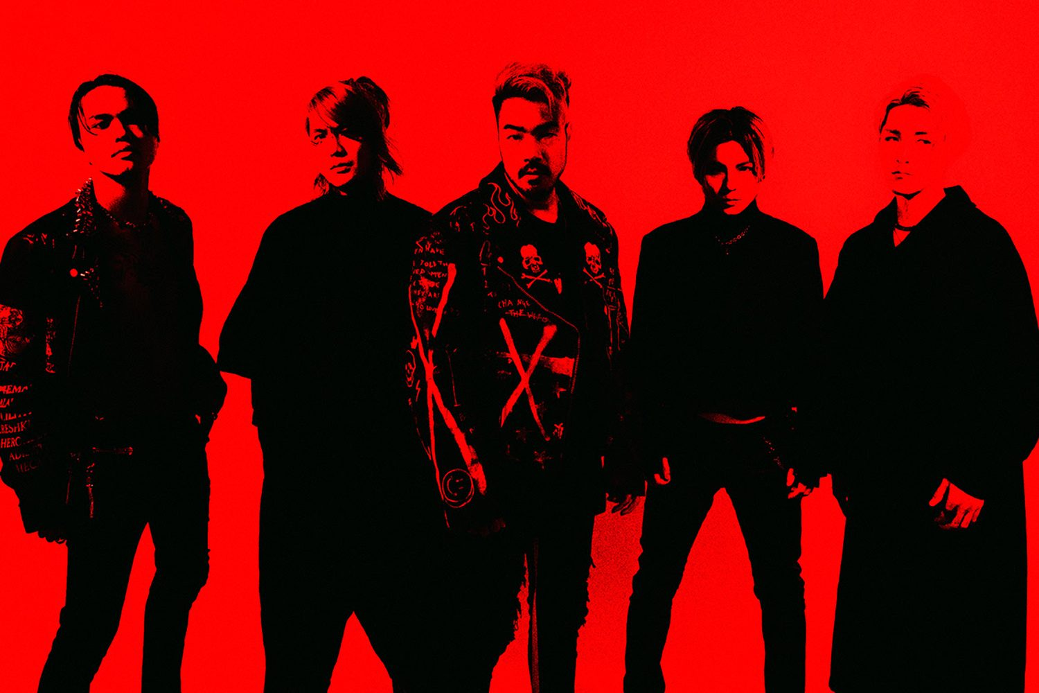 Crossfaith have released a brand new single, 'RedZone'