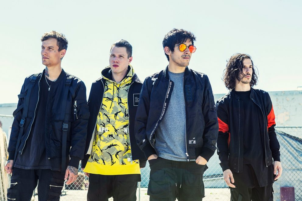 Crown The Empire have announced their new album, 'Sudden Sky'