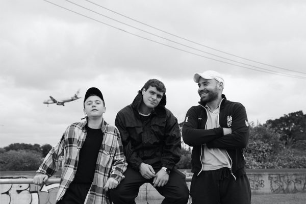 DMA's have announced plans to tour the UK this spring