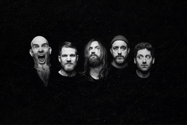 "The Damned Things have released ""a dark moral story with a really sunny feel"", new track 'Something Good'"