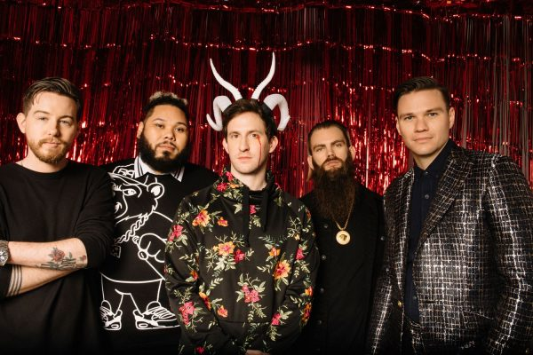 Dance Gavin Dance have announced their new album, 'Afterburner'